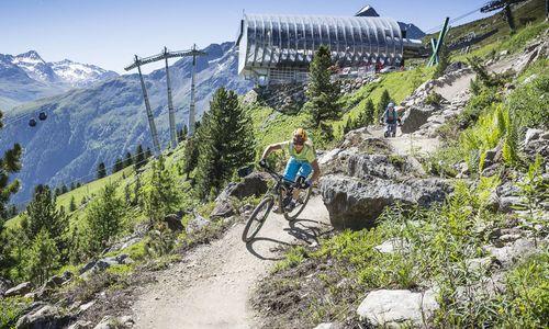 Bike & Rad Unterkunft